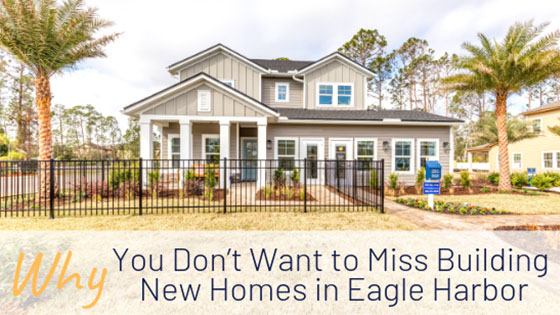 Why You Don't Want to Miss Building New Homes in Eagle Harbor