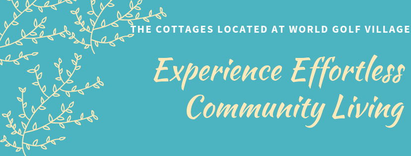 The Cottages: Experience Effortless Community Living