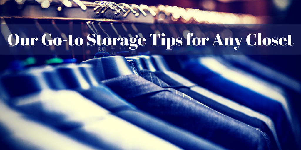 Our Go-to Storage Tips for Any Closet