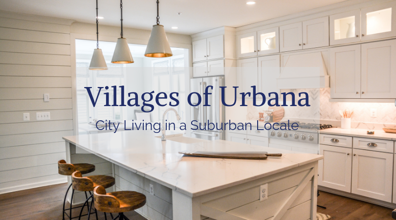 Villages of Urbana: Convenience of City Living in a Suburban Locale