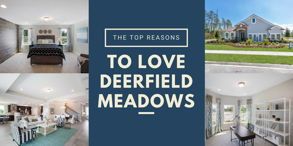 The Top Reasons Why You'll Love Deerfield Meadows