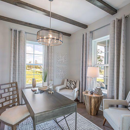 dream finders homes living room