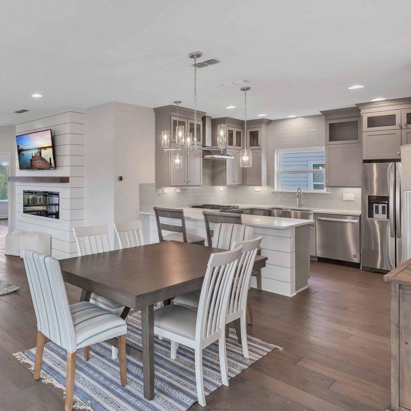 dream finders homes kitchen energy efficient