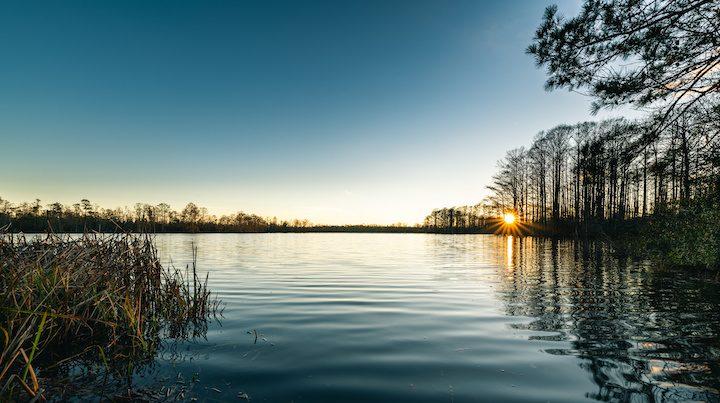 best lakes near orlando
