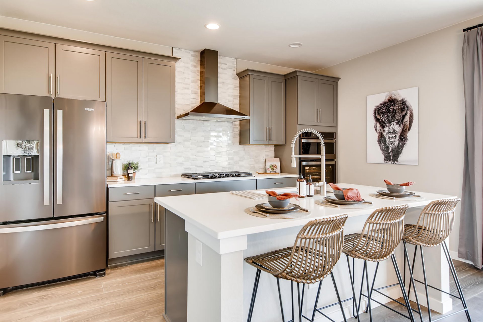 new home kitchen design trends 2021